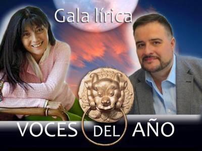 """Gala Lírica """"Voces del Año"""""""