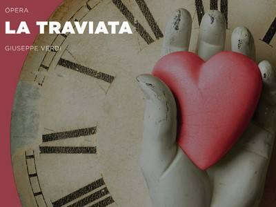 "LUIS CANSINO RETURNS TO THE NEW STAGE NORMALITY WITH ""LA TRAVIATA"" DEL TEATRO REAL"