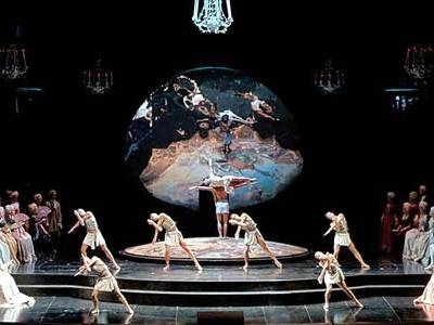 LUIS CANSINO regresa, la próxima primavera, al Teatro de La Maestranza