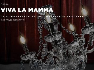 LUIS CANSINO SERÁ MAMMA AGATHA EN EL TEATRO REAL